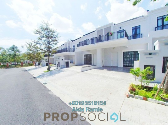 Terrace For Rent in Monet Lily, Sunsuria City Freehold Semi Furnished 4R/3B 1.6k
