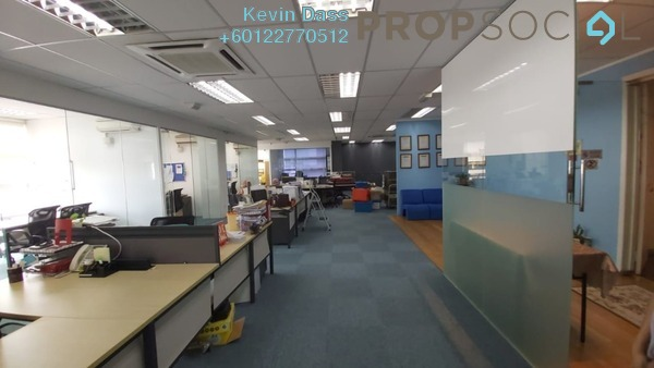 Office For Rent in IOI Boulevard, Bandar Puchong Jaya Freehold Semi Furnished 0R/0B 5.8k