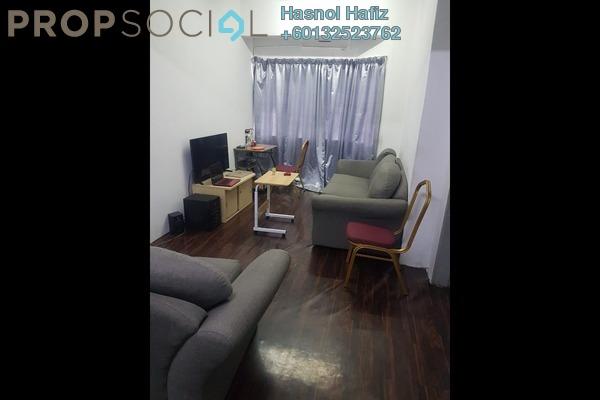 Apartment For Sale in Taman Sri Serdang, Seri Kembangan Freehold Unfurnished 3R/2B 170k