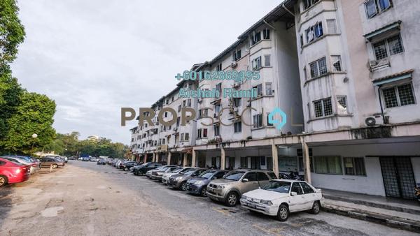 Apartment For Sale in Impian Apartment, Damansara Damai Freehold Unfurnished 3R/2B 170k