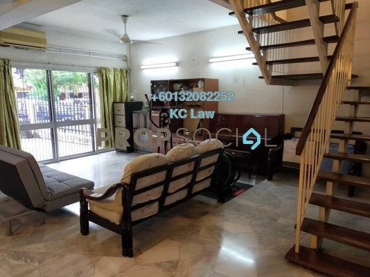 Terrace For Rent in Taman Midah, Cheras Freehold Semi Furnished 4R/3B 1.8k