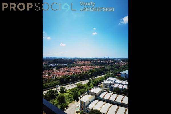 Apartment For Sale in Gaya Resort Homes, Bukit Rimau Freehold Unfurnished 2R/2B 425k