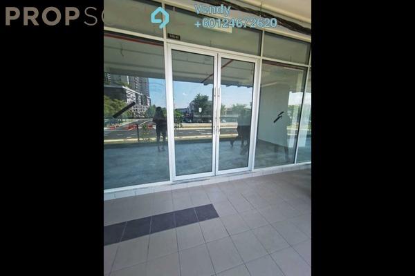 Shop For Sale in Gaya Resort Homes, Bukit Rimau Freehold Unfurnished 0R/1B 960k