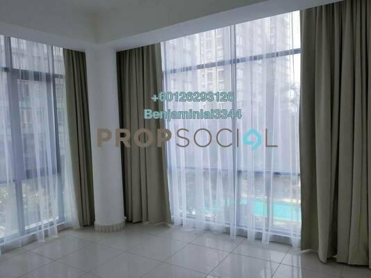 Condominium For Rent in Dua Menjalara, Bandar Menjalara Freehold Semi Furnished 3R/2B 2.3k