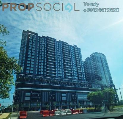 Apartment For Sale in Gaya Resort Homes, Bukit Rimau Freehold Unfurnished 4R/3B 595k