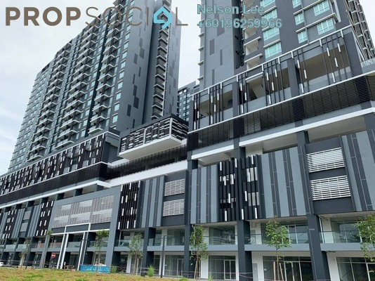 Condominium For Sale in Gaya Resort Homes, Bukit Rimau Freehold Unfurnished 2R/2B 425k