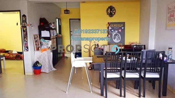 Condominium For Sale in Kelana Parkview, Kelana Jaya Freehold Semi Furnished 3R/2B 550k