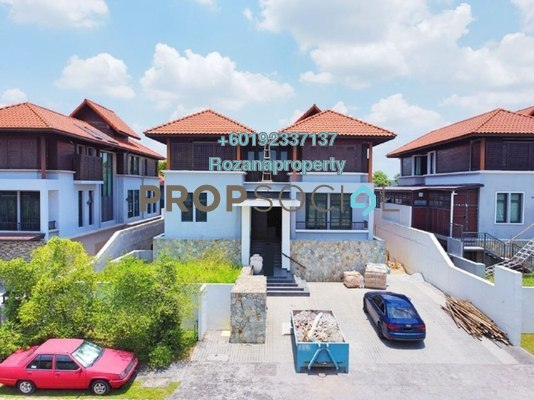 Bungalow For Sale in Primo, Bukit Jelutong Freehold Unfurnished 8R/8B 5.8m
