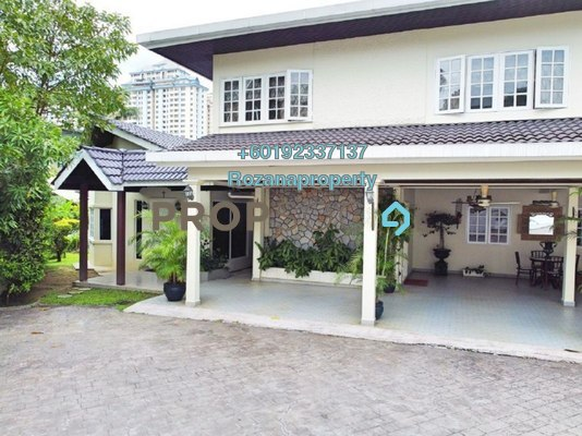 Bungalow For Sale in Section 16, Petaling Jaya Freehold Semi Furnished 5R/5B 3.2m