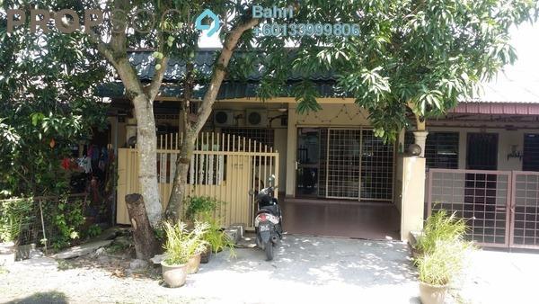 Terrace For Sale in Jenjarom, Selangor Leasehold Unfurnished 3R/2B 280k