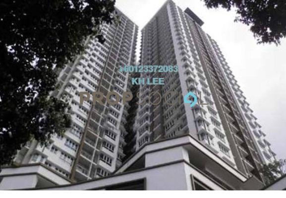 Condominium For Rent in Gaya Bangsar, Bangsar Freehold Fully Furnished 2R/2B 3.6k