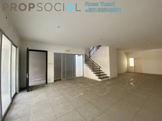 Terrace For Rent in Emerald East, Rawang Freehold Unfurnished 7R/9B 2k