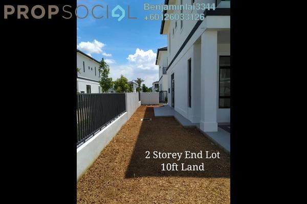 Terrace For Sale in Graham Garden, Eco Grandeur Freehold Unfurnished 4R/3B 680k