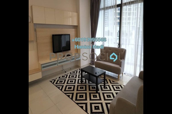 Condominium For Sale in Mirage Residence, KLCC Freehold Fully Furnished 4R/4B 1.98m