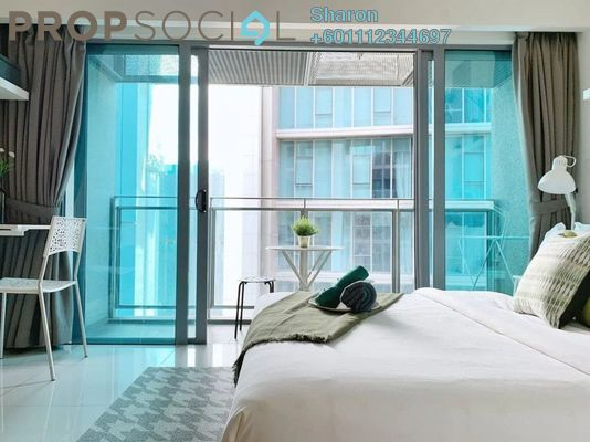 Condominium For Sale in Brezza One Residency, Ampang Jaya Freehold Semi Furnished 3R/2B 580k