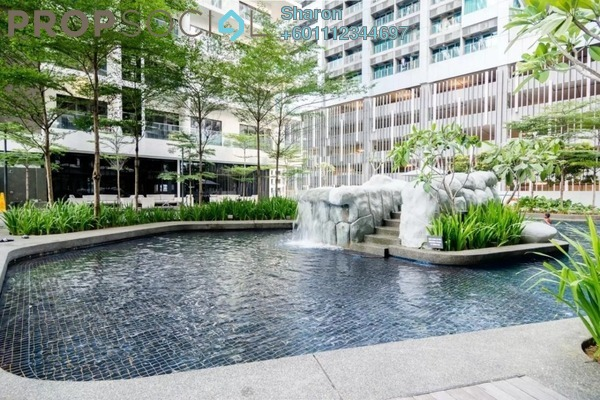 Condominium For Sale in Mutiara Puchong, Puchong Freehold Semi Furnished 3R/2B 450k