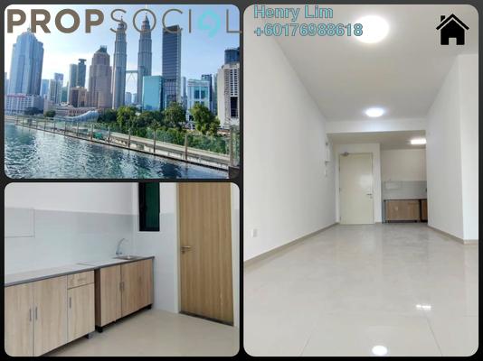 Condominium For Rent in Legasi Kampung Baru, Kampung Baru Freehold Semi Furnished 3R/2B 1.8k