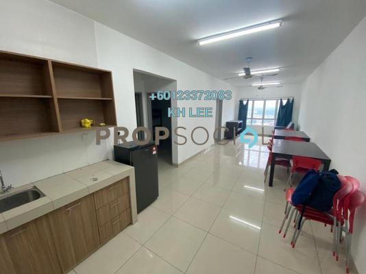 Serviced Residence For Rent in Casa Residenza, Kota Damansara Freehold Semi Furnished 3R/2B 1.7k