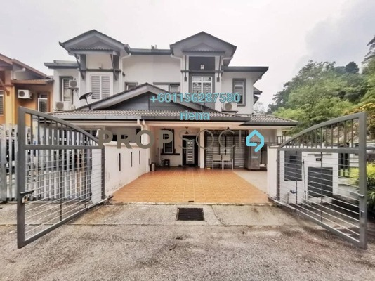 Terrace For Sale in Ukay Perdana, Ukay Freehold Semi Furnished 4R/3B 1.3m