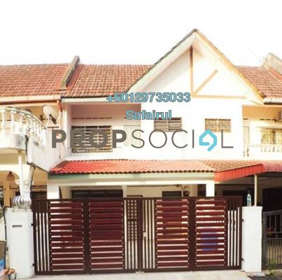 Terrace For Rent in Taman Koperasi Cuepacs, Bandar Sungai Long Freehold Semi Furnished 4R/3B 1.4k