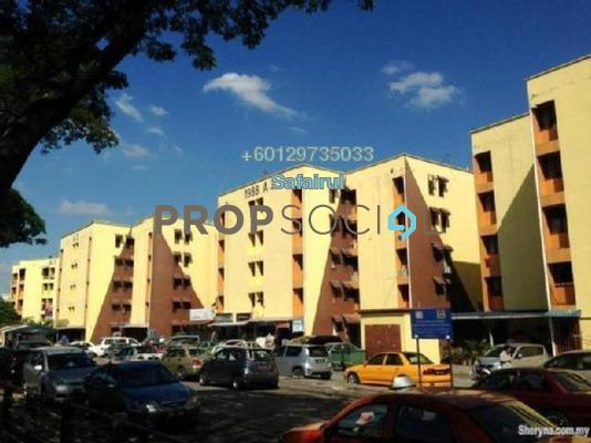 Apartment For Rent in Jalan Kampung Pandan, Desa Pandan Freehold Unfurnished 3R/2B 900translationmissing:en.pricing.unit
