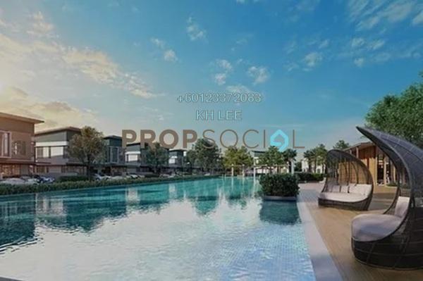 Villa For Sale in Canary Garden, Bandar Bestari Freehold Unfurnished 4R/5B 900k