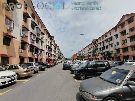 Apartment For Sale in Idaman Apartment, Damansara Damai Freehold Unfurnished 3R/1B 220k