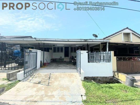Terrace For Sale in Taman Ampang Jaya, Ampang Jaya Leasehold Unfurnished 3R/1B 529k