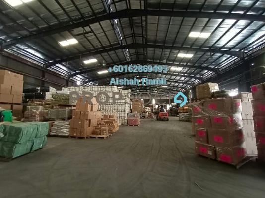 Factory For Rent in Jalan Kapar, Klang Freehold Unfurnished 0R/0B 30.1k