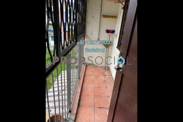 Apartment For Rent in Section 2, Wangsa Maju Freehold Semi Furnished 2R/1B 950translationmissing:en.pricing.unit