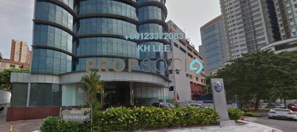 Office For Rent in Wisma Bangsar 8, Bangsar Freehold Semi Furnished 0R/0B 15k