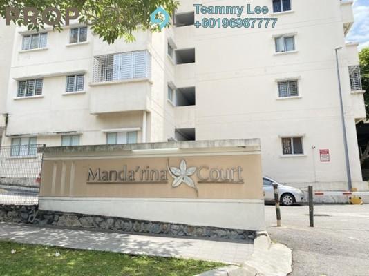 Condominium For Rent in Mandarina Court, Cheras Freehold Unfurnished 3R/2B 1k