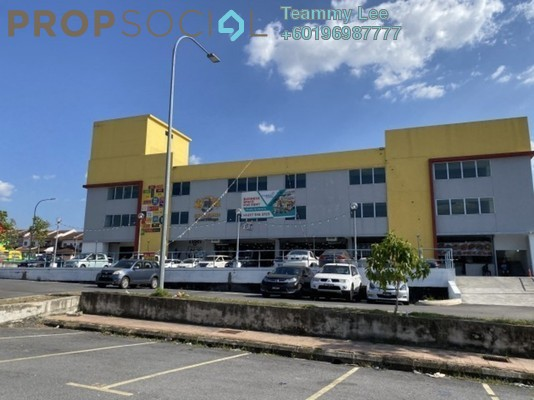 Shop For Rent in ZEN66, Kuching Freehold Unfurnished 0R/0B 99k