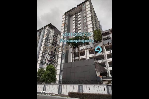 Condominium For Sale in BSP 21, Bandar Saujana Putra Freehold Semi Furnished 3R/2B 440k