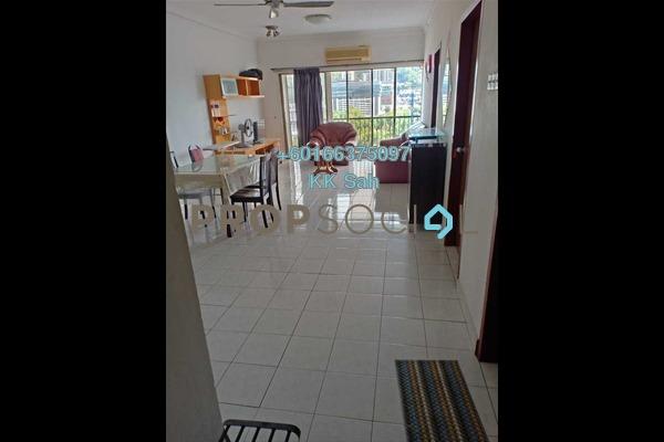 Condominium For Rent in Seri Cendekia Apartment, Cheras Freehold Fully Furnished 3R/2B 1.3k