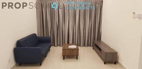 Serviced Residence For Rent in BSP 21, Bandar Saujana Putra Freehold Semi Furnished 4R/2B 1.5k