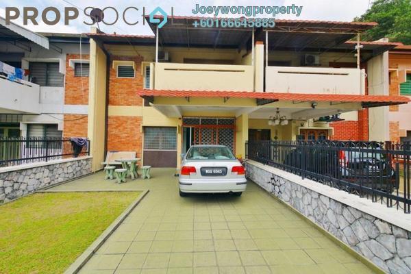 Terrace For Rent in Medan Damansara, Damansara Heights Freehold Semi Furnished 4R/3B 3.5k