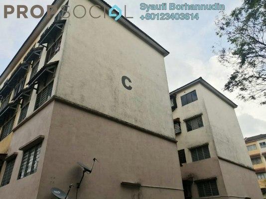Apartment For Sale in Prima Damansara, Damansara Damai Freehold Unfurnished 3R/2B 180k