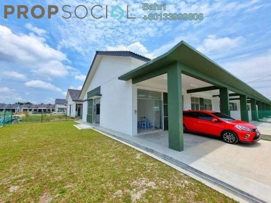 Terrace For Sale in Taman Langat Utama, Banting Leasehold Unfurnished 4R/2B 328k