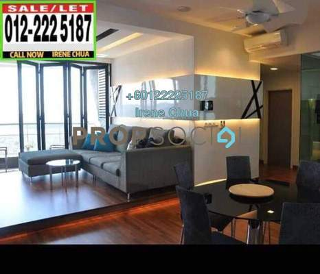 Condominium For Sale in Greenview Residence, Bandar Sungai Long Freehold Semi Furnished 4R/2B 550k