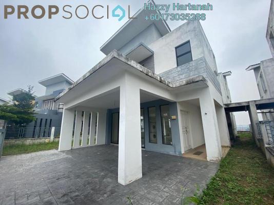 Semi-Detached For Sale in Bandar Saujana Utama, Sungai Buloh Freehold Unfurnished 5R/4B 780k