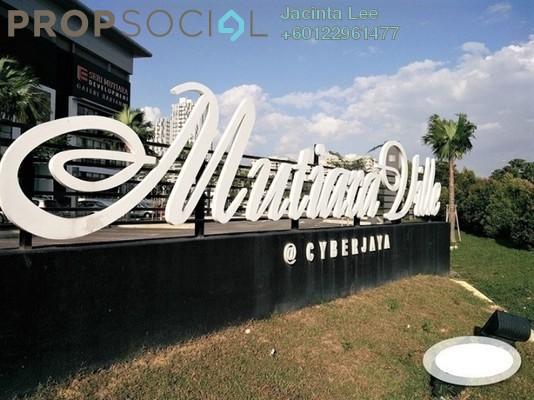 Serviced Residence For Sale in Mutiara Ville, Cyberjaya Freehold Unfurnished 4R/3B 292k