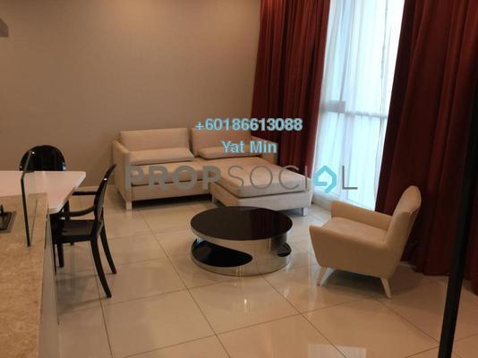 Condominium For Sale in Uptown Residences, Damansara Utama Freehold Fully Furnished 2R/2B 1.05m