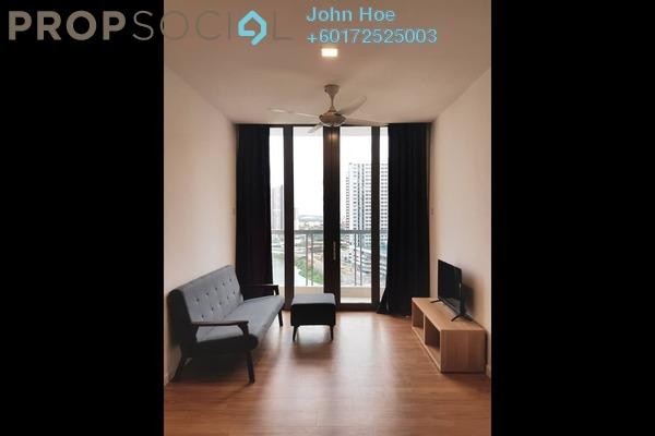 Condominium For Rent in LakeFront Residence, Cyberjaya Freehold Fully Furnished 3R/2B 1.8k