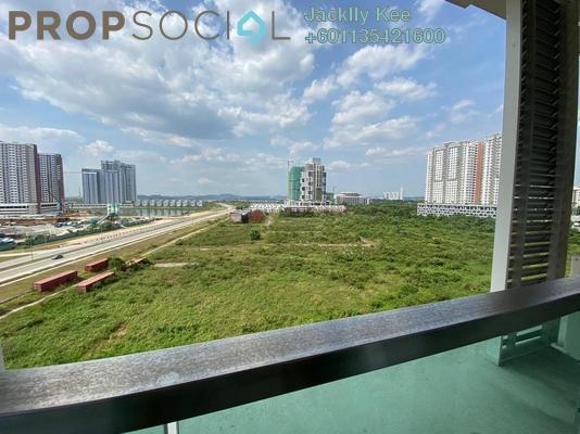 Condominium For Sale in Mutiara Ville, Cyberjaya Freehold Semi Furnished 3R/2B 350k