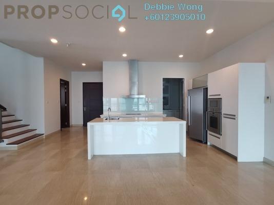 Duplex For Rent in Sunway Vivaldi, Mont Kiara Freehold Semi Furnished 4R/5B 9k