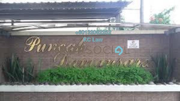 Condominium For Rent in Puncak Damansara, Bandar Utama Freehold Unfurnished 1R/1B 450translationmissing:en.pricing.unit
