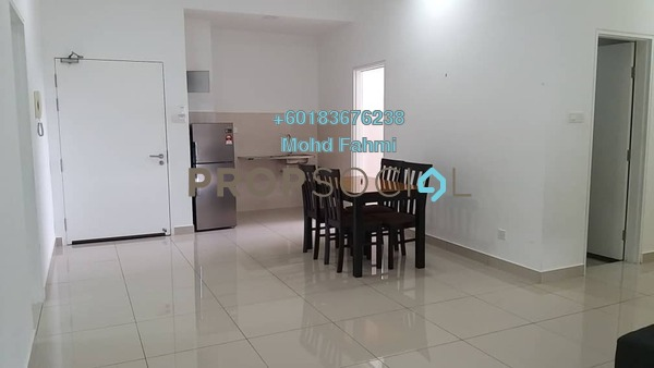 Condominium For Rent in Ceria Residences, Cyberjaya Freehold Fully Furnished 4R/3B 1.8k