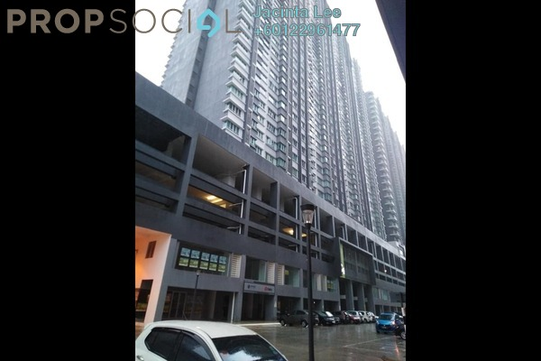 Serviced Residence For Sale in Savanna Executive Suites, Southville City Freehold Semi Furnished 3R/2B 255k