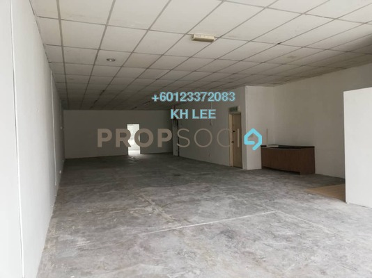 Office For Rent in Section 7, Shah Alam Freehold Semi Furnished 0R/0B 1.3k